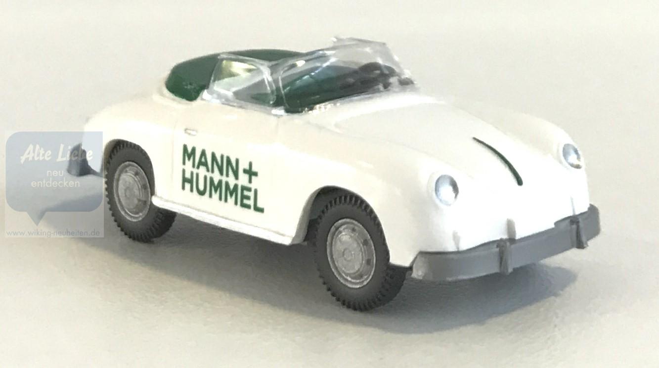 Wiking Sondermodell Opel Blitz Rundhauber THW selten