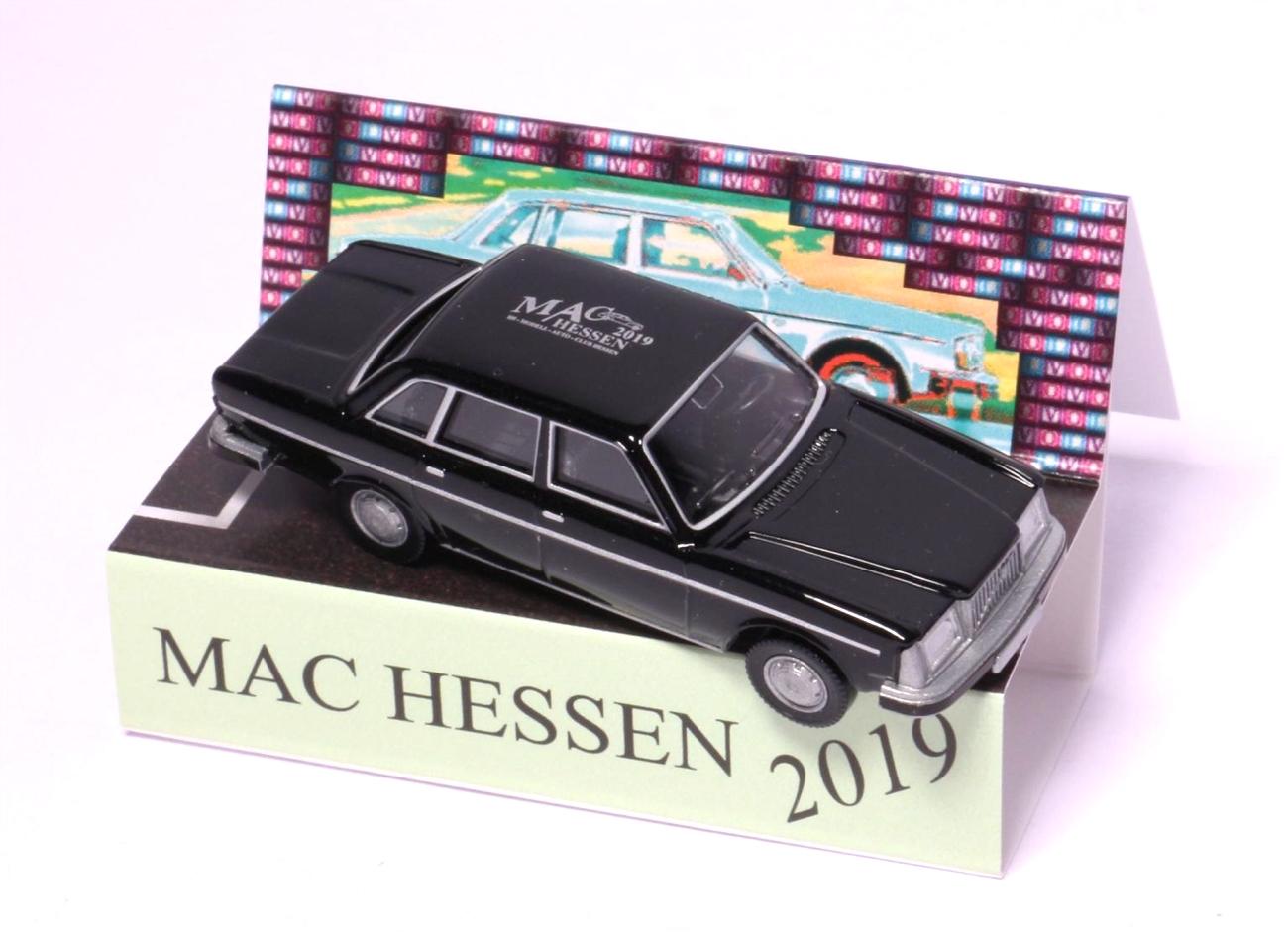 mac hessen mitgliedermodell 2019 zu weihnachten wiking. Black Bedroom Furniture Sets. Home Design Ideas